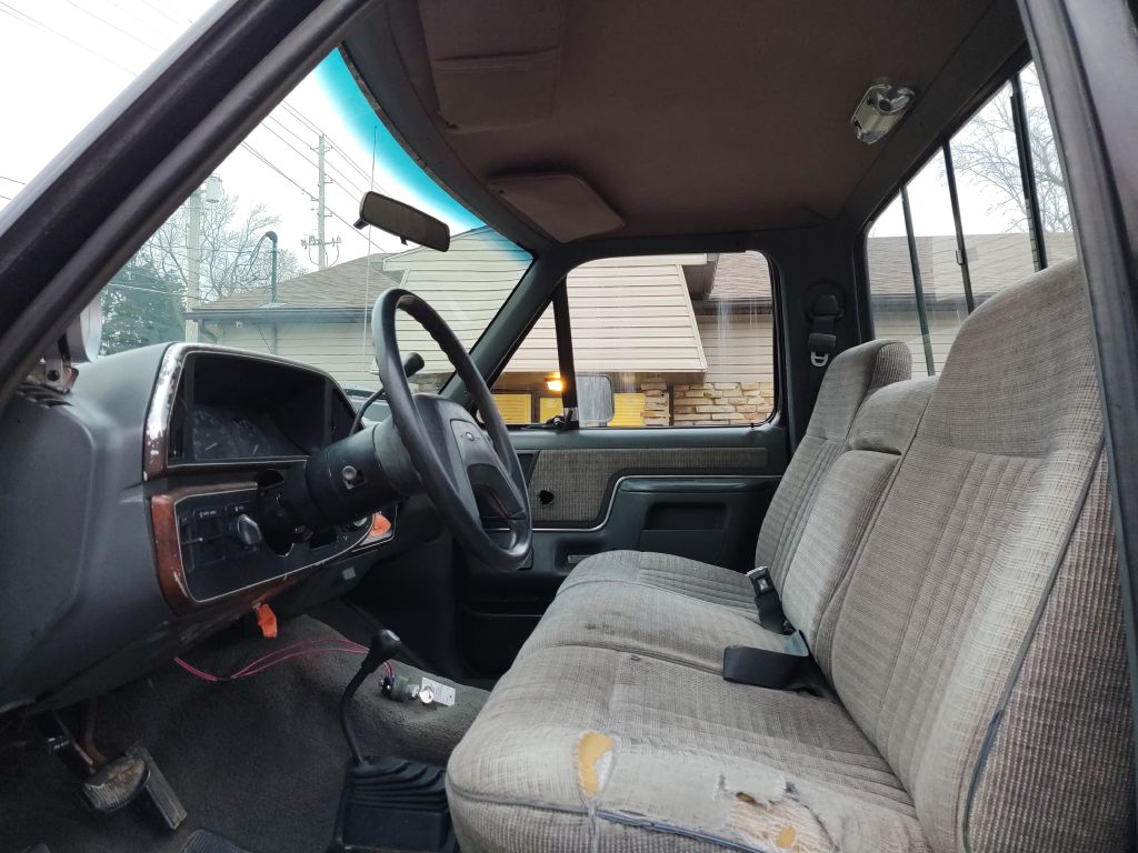 1989 FORD F150  for sale at Stark Auto Sales