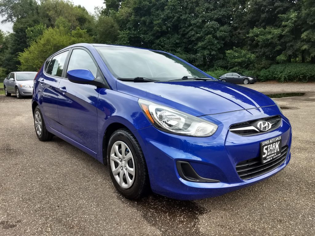 2014 HYUNDAI ACCENT GLS for sale at Stark Auto Sales