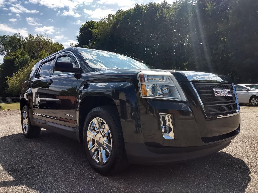 2011 GMC TERRAIN SLE for sale at Stark Auto Sales