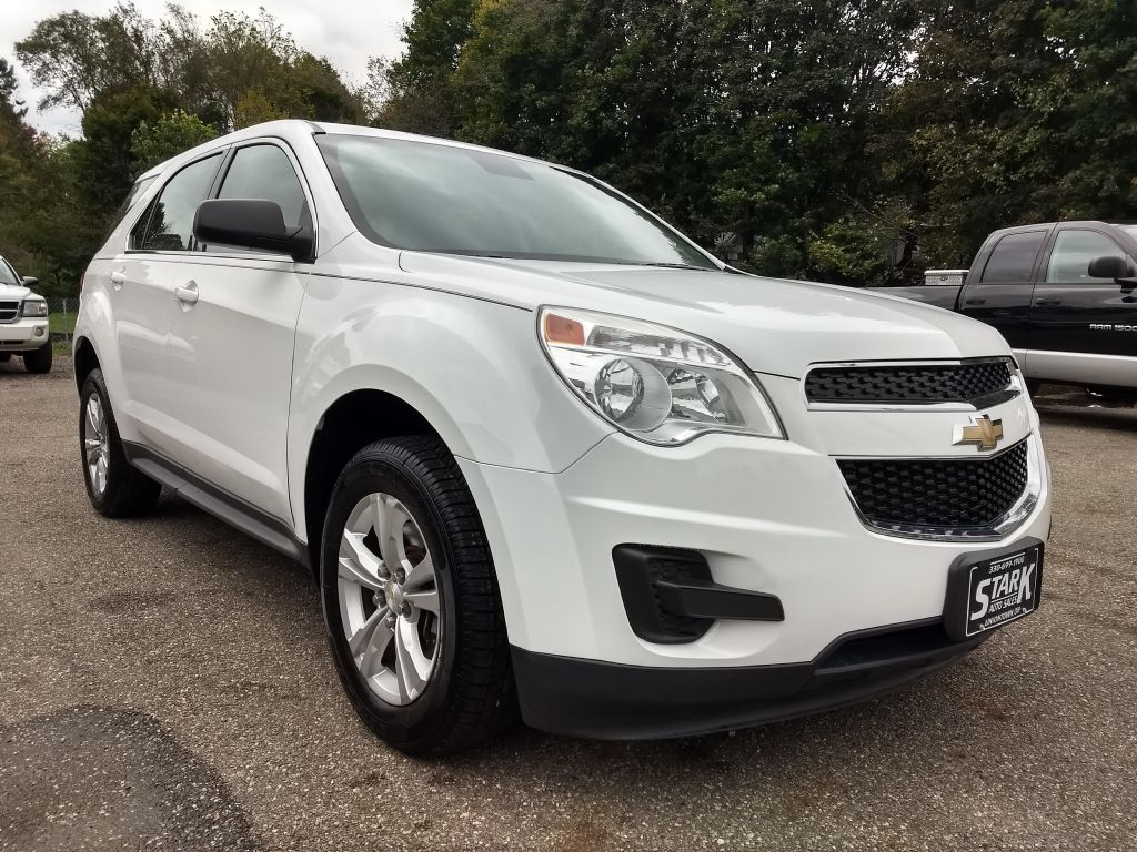 2014 CHEVROLET EQUINOX LS for sale at Stark Auto Sales