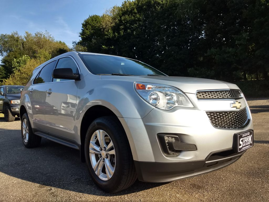 2015 CHEVROLET EQUINOX LS for sale at Stark Auto Sales