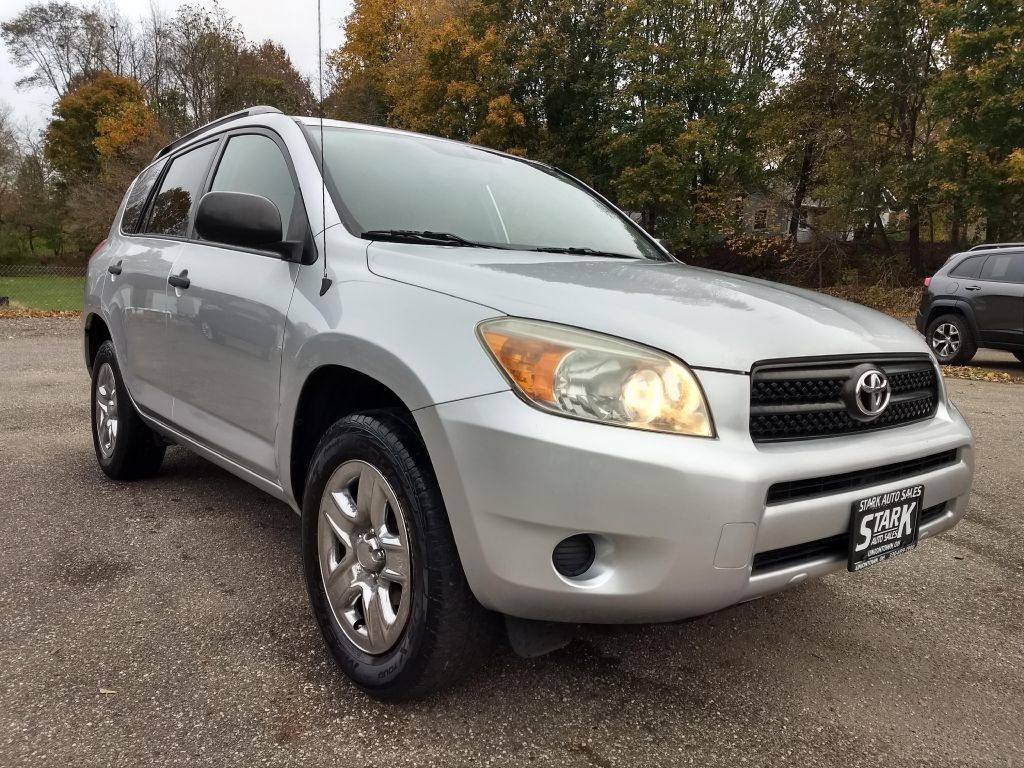 2006 TOYOTA RAV4  for sale at Stark Auto Sales