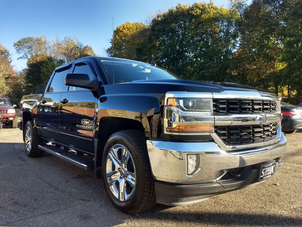 2016 CHEVROLET SILVERADO 1500 LT for sale at Stark Auto Sales