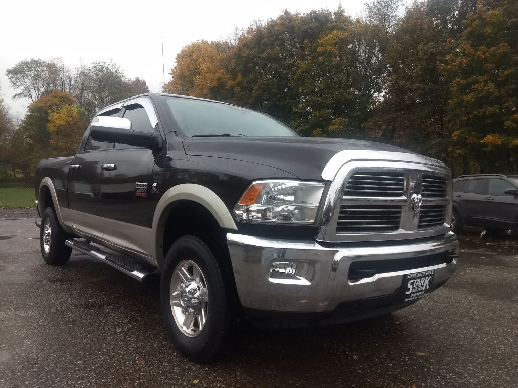 2011 DODGE RAM 2500 LARAMINE for sale at Stark Auto Sales