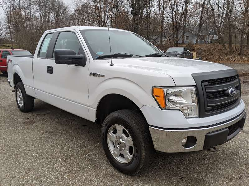 2014 FORD F150 SUPER CAB for sale at Stark Auto Sales