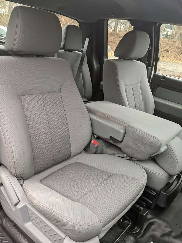 2014 FORD F150 SUPER CAB for sale at Stark Auto Sales