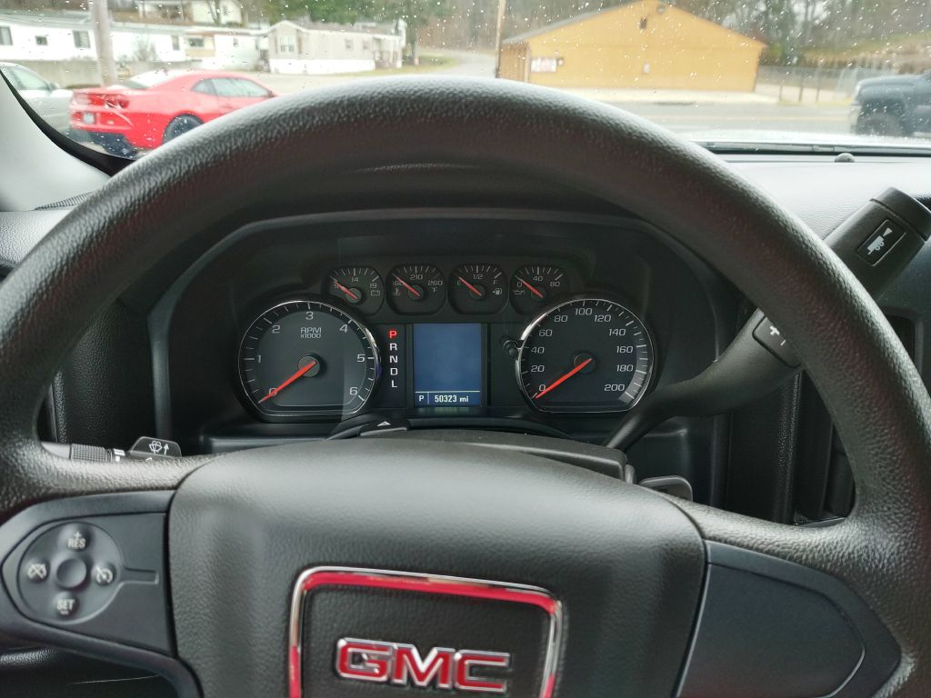 2018 GMC SIERRA 1500 for sale at Stark Auto Sales