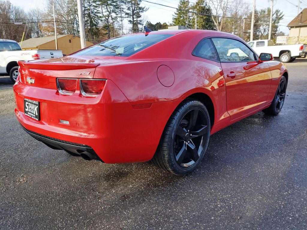 2010 CHEVROLET CAMARO LT for sale at Stark Auto Sales