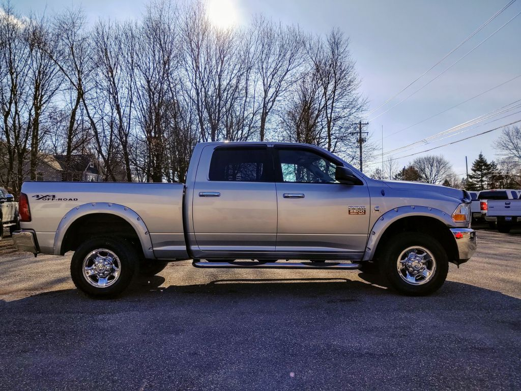 2011 DODGE RAM 2500  for sale at Stark Auto Sales