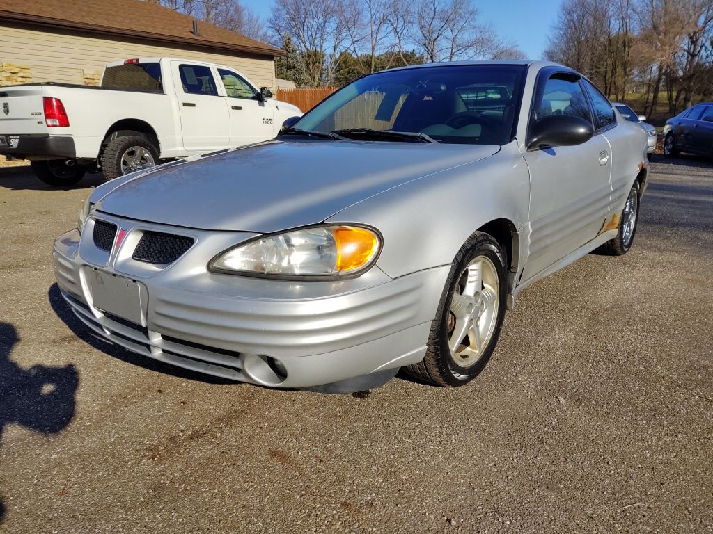2002 PONTIAC GRAND AM SE1 for sale at Stark Auto Sales