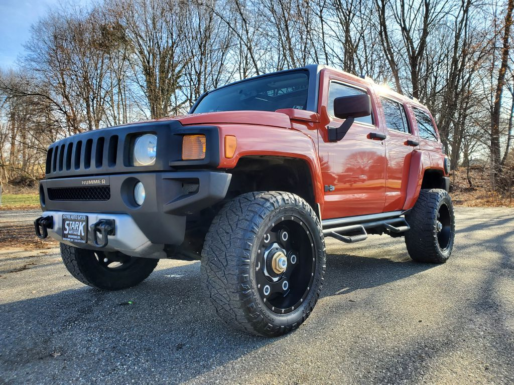 2008 HUMMER H3 ALPHA for sale at Stark Auto Sales