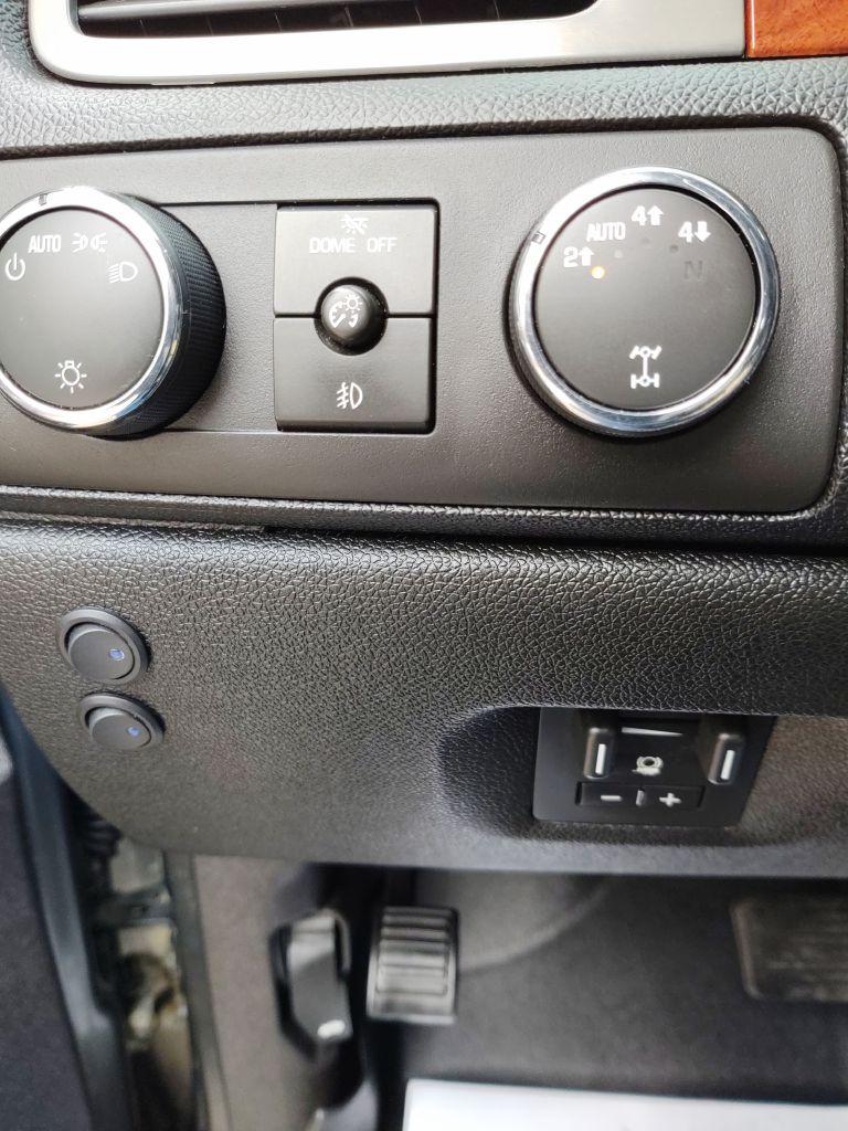 2011 CHEVROLET SILVERADO 1500 LTZ for sale at Stark Auto Sales