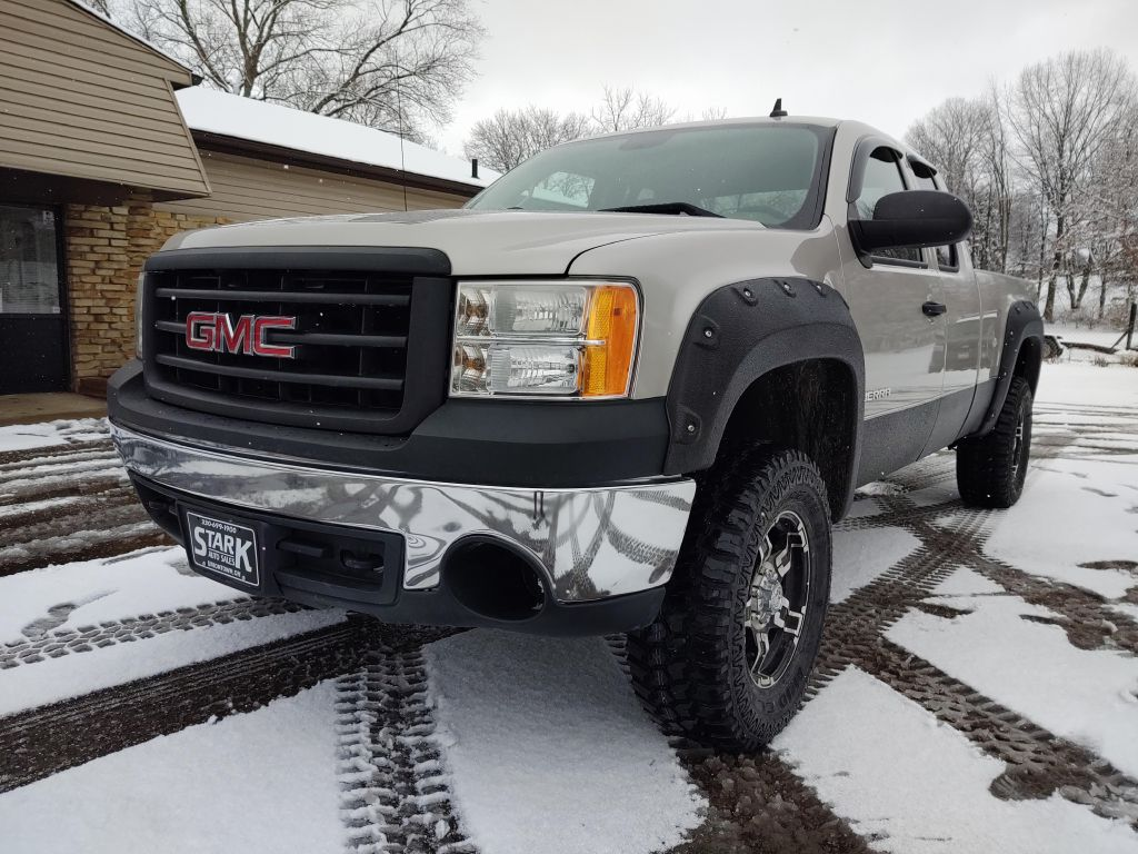 2008 GMC SIERRA 1500 for sale at Stark Auto Sales