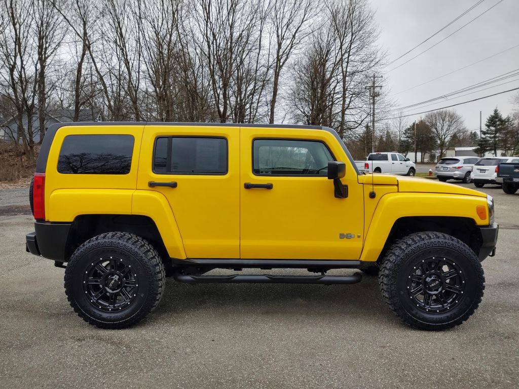 2006 HUMMER H3  for sale at Stark Auto Sales