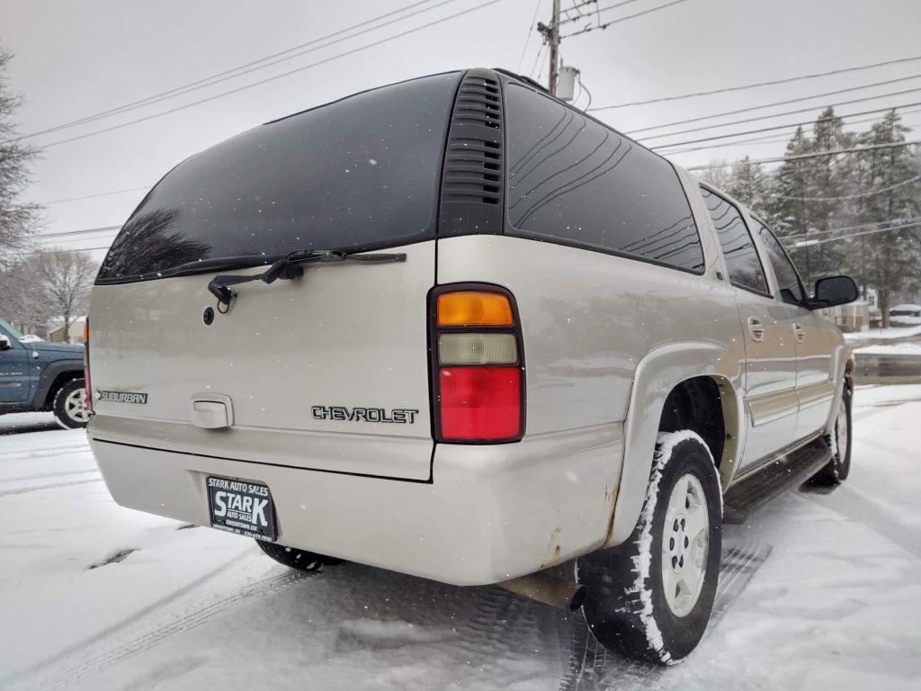 2004 CHEVROLET SUBURBAN 1500 for sale at Stark Auto Sales