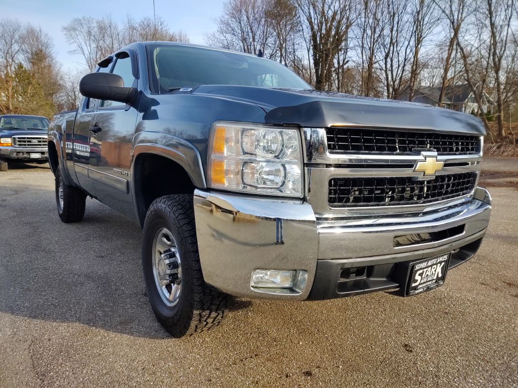 2008 CHEVROLET SILVERADO 2500 HEAVY DUTY for sale at Stark Auto Sales