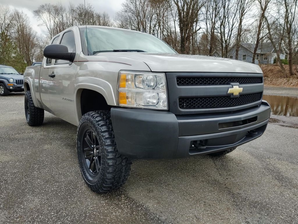 2009 CHEVROLET SILVERADO 1500  for sale at Stark Auto Sales