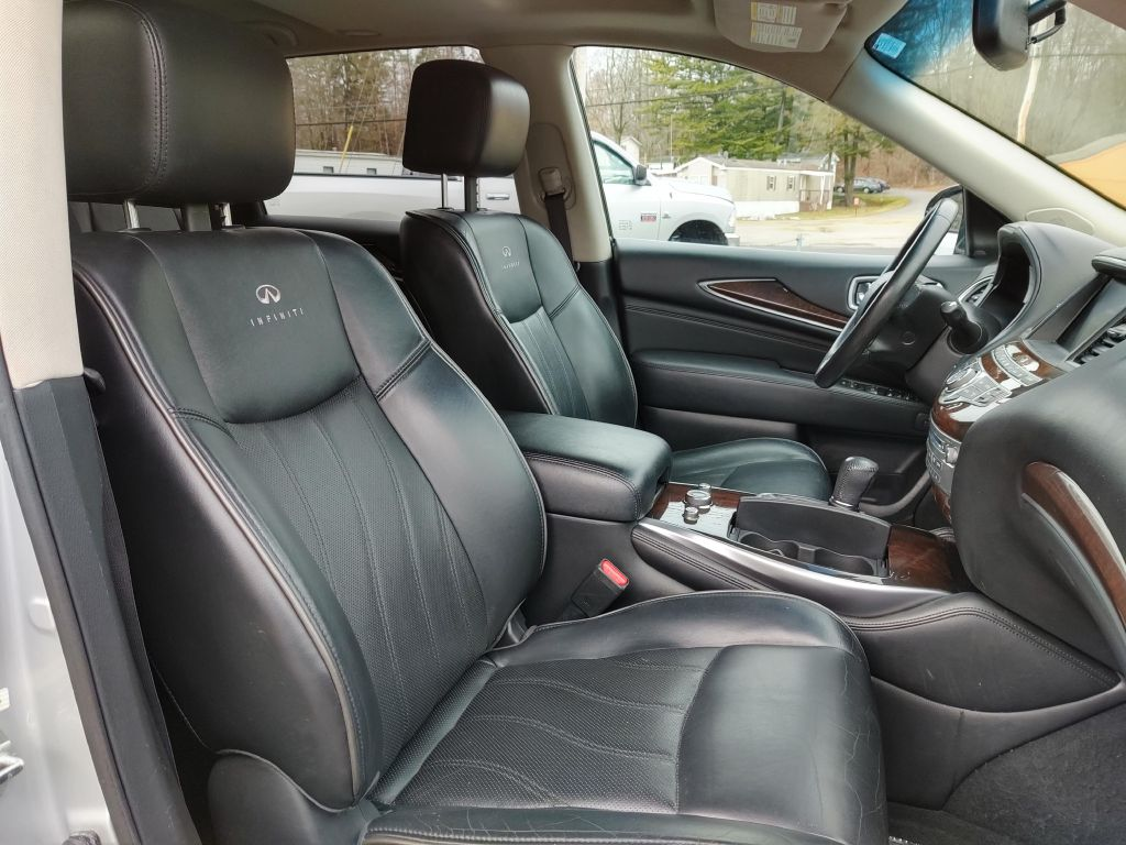 2013 INFINITI JX35  for sale at Stark Auto Sales
