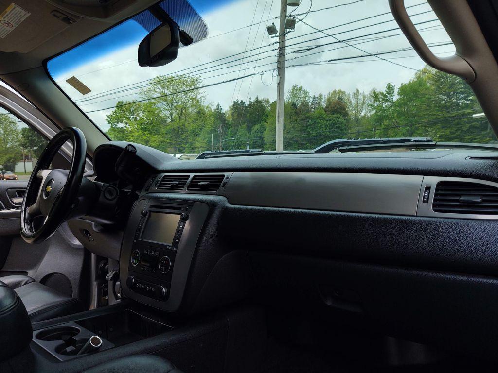 2012 CHEVROLET SILVERADO 2500 HEAVY DUTY LTZ for sale at Stark Auto Sales