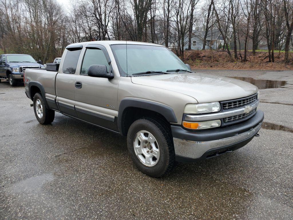 2002 CHEVROLET SILVERADO 1500  for sale at Stark Auto Sales