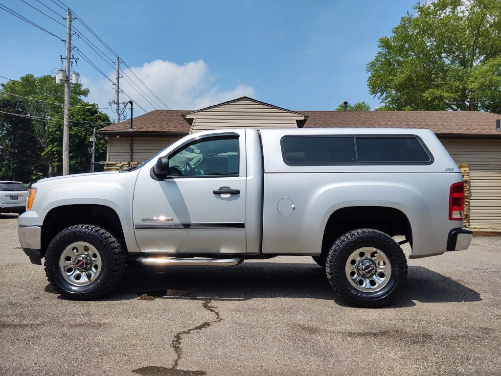 2012 GMC SIERRA 1500 for sale at Stark Auto Sales
