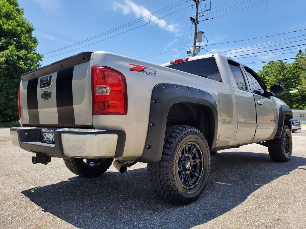 2008 CHEVROLET SILVERADO 1500  for sale at Stark Auto Sales
