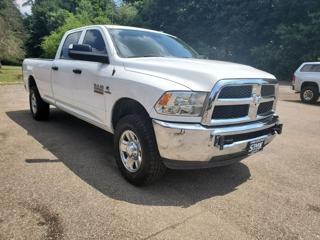 2018 RAM 3500 ST for sale at Stark Auto Sales