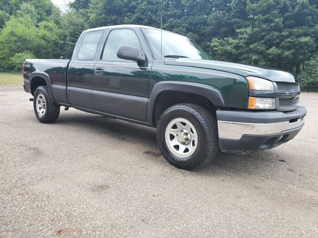 2006 CHEVROLET SILVERADO 1500  for sale at Stark Auto Sales