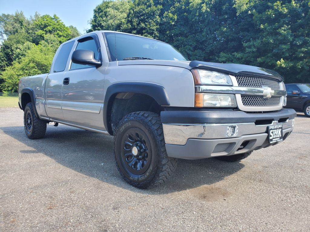 2005 CHEVROLET SILVERADO 1500  for sale at Stark Auto Sales