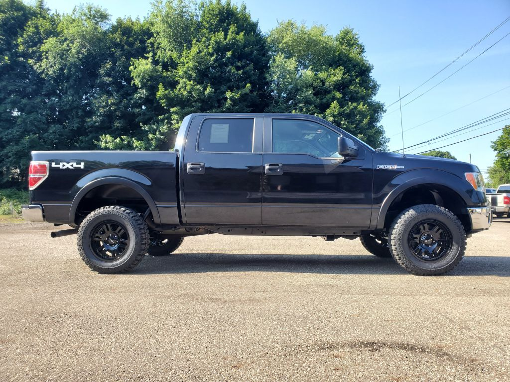 2013 FORD F150 SUPERCREW for sale at Stark Auto Sales