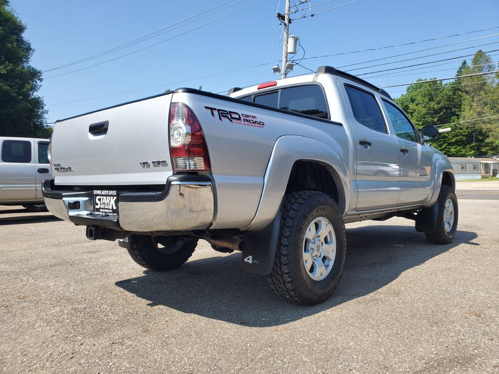 2010 TOYOTA TACOMA DOUBLE CAB for sale at Stark Auto Sales