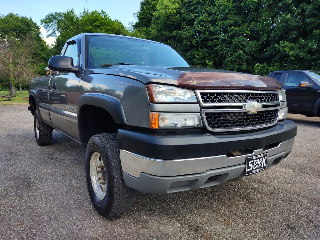 2007 CHEVROLET SILVERADO 2500 HEAVY DUTY for sale at Stark Auto Sales