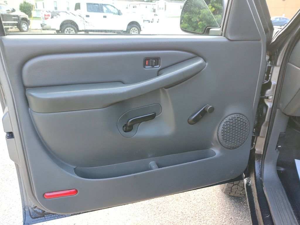 2007 CHEVROLET SILVERADO 2500 HEAVY DUTY for sale at Stark Auto Sales