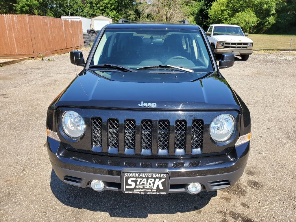 2015 JEEP PATRIOT LATITUDE for sale at Stark Auto Sales
