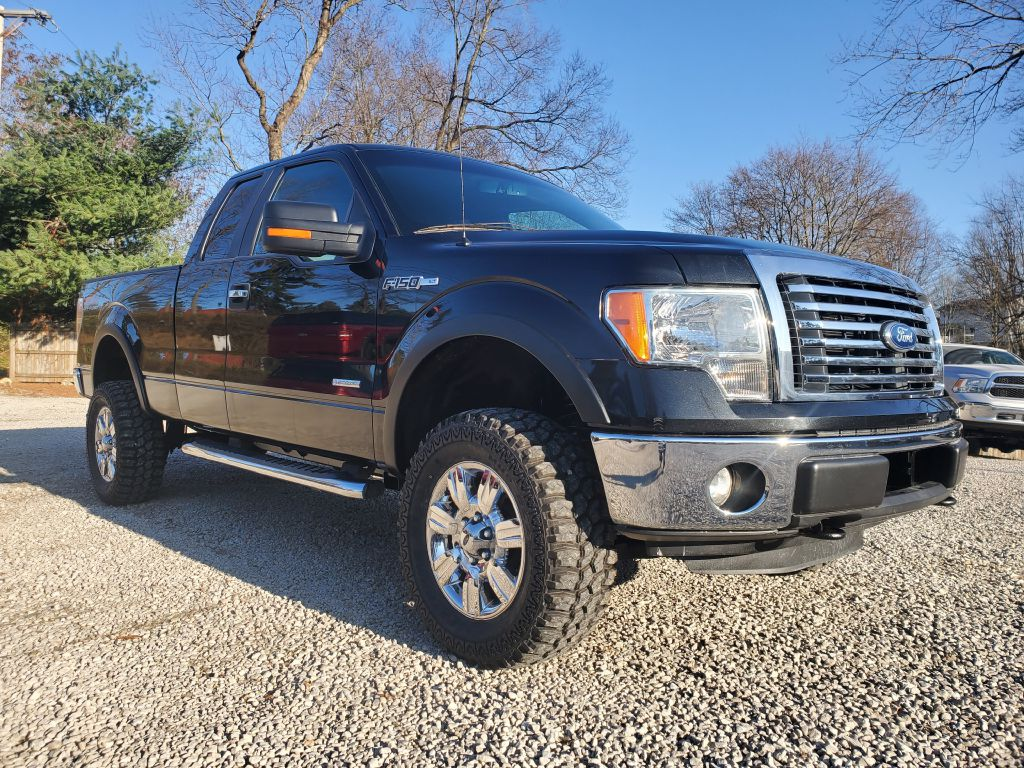 2012 FORD F150 SUPER CAB for sale at Stark Auto Sales