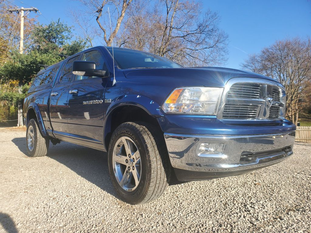 2011 DODGE RAM 1500  for sale at Stark Auto Sales