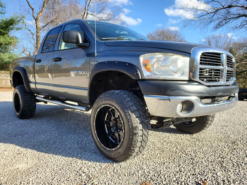 2007 DODGE RAM 1500 ST for sale at Stark Auto Sales