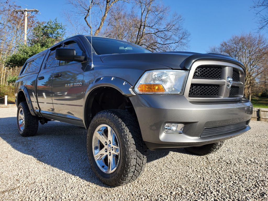 2012 DODGE RAM 1500 ST for sale at Stark Auto Sales