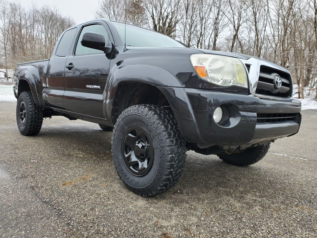 2007 TOYOTA TACOMA ACCESS CAB for sale at Stark Auto Sales