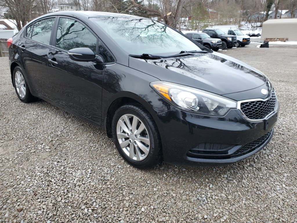 2014 KIA FORTE LX for sale at Stark Auto Sales