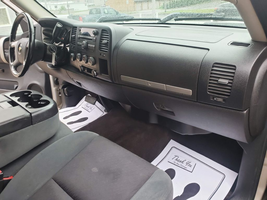 2009 CHEVROLET SILVERADO 1500 LT for sale at Stark Auto Sales