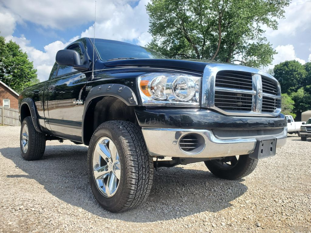 2008 DODGE RAM 1500 ST for sale at Stark Auto Sales