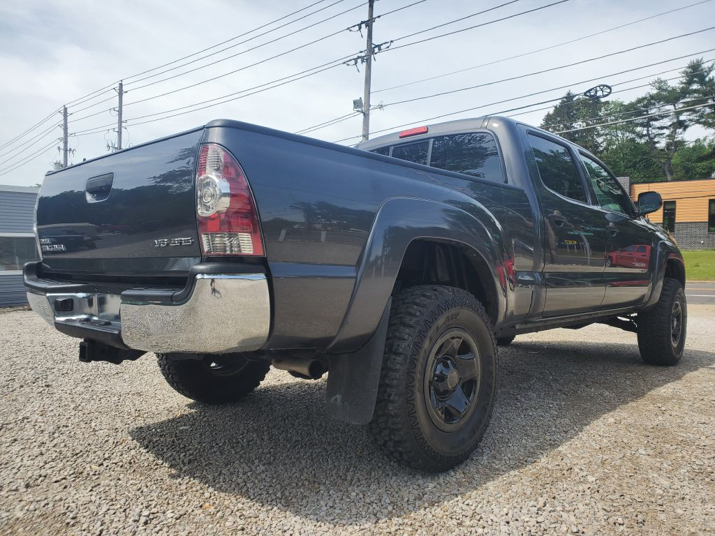 2010 TOYOTA TACOMA DOUBLE CAB LONG BED for sale at Stark Auto Sales