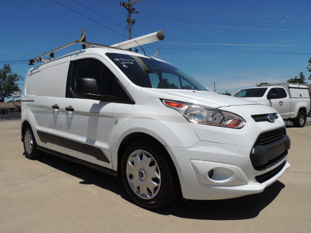 CARGO VAN-FORD-TRANSIT CONNECT
