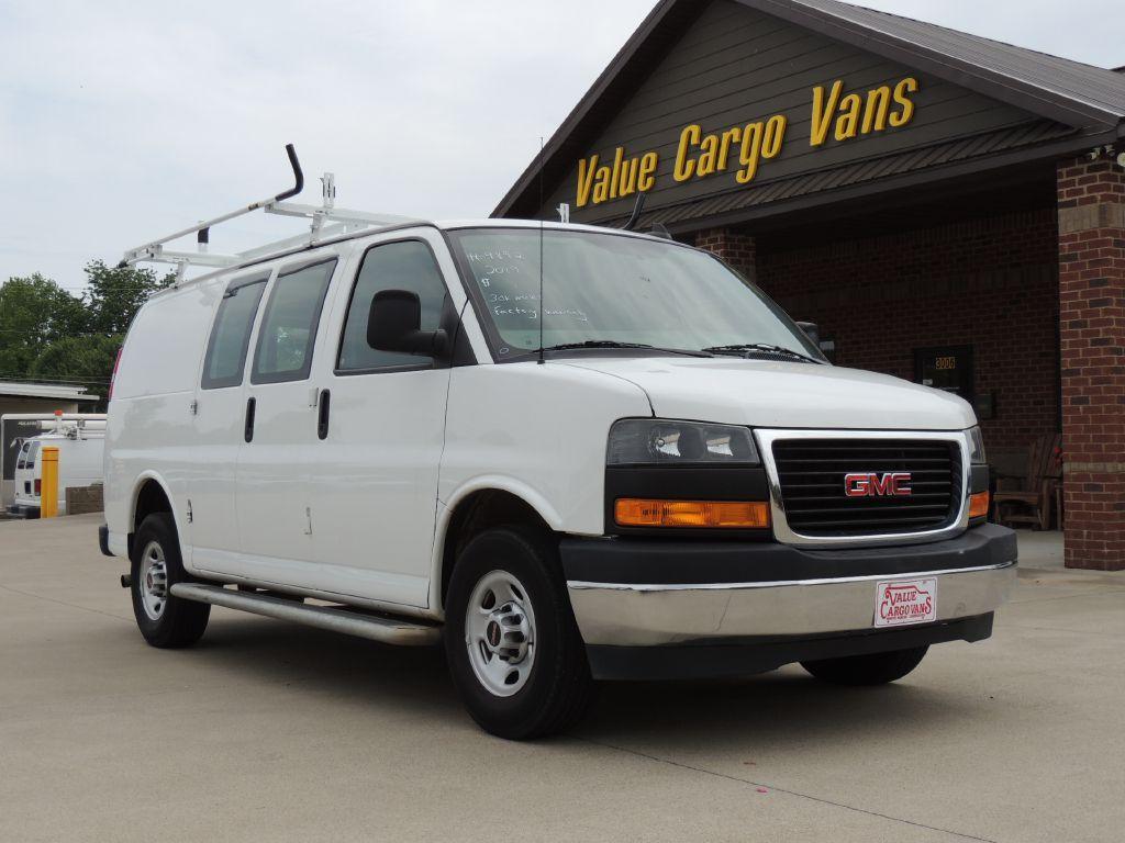CARGO VAN-GMC-SAVANA 2500