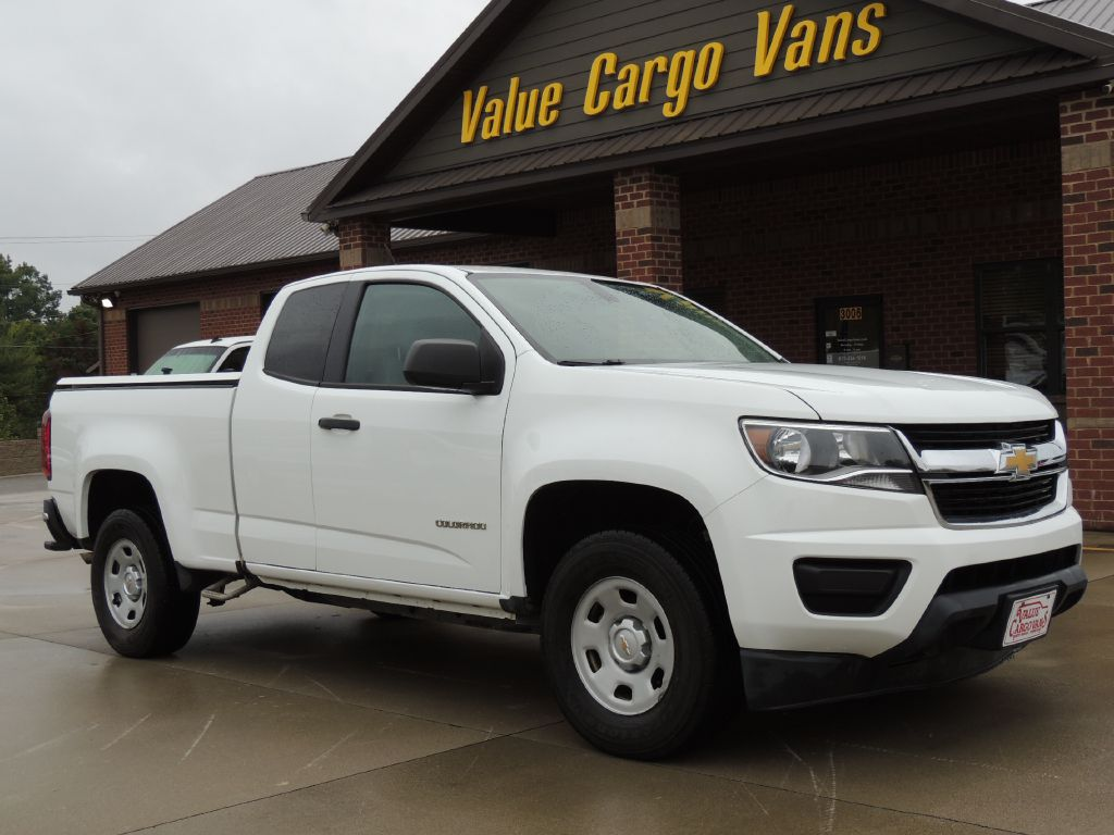 4X2 PU-CHEVROLET-COLORADO