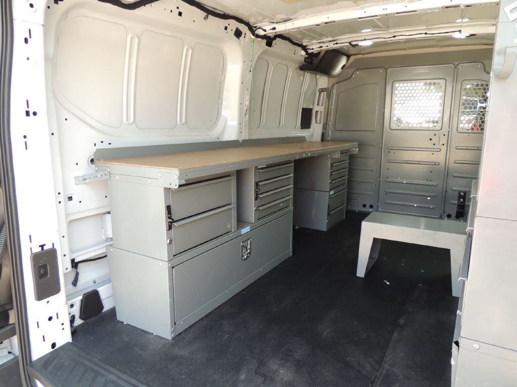 2019 FORD TRANSIT T-150