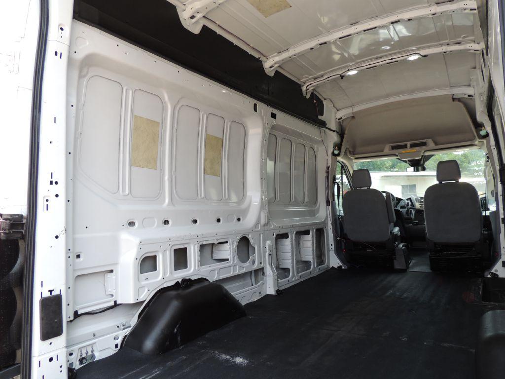 2018 FORD TRANSIT T-250