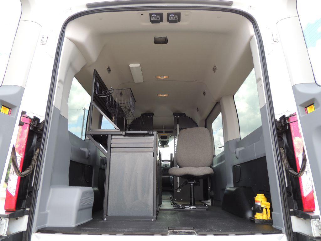 2015 FORD TRANSIT T-150