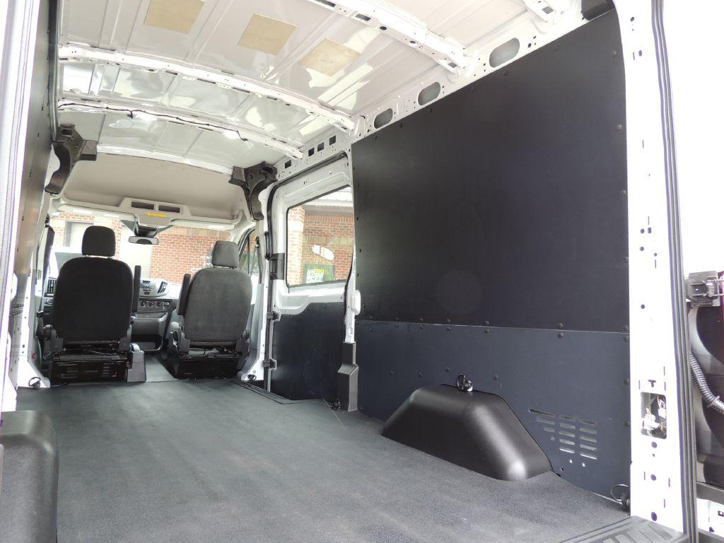 2019 FORD TRANSIT T-250